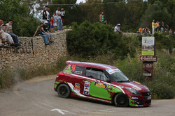 Andrea Pollarolo, Easy Races, Suzuki Swift Sport R1B