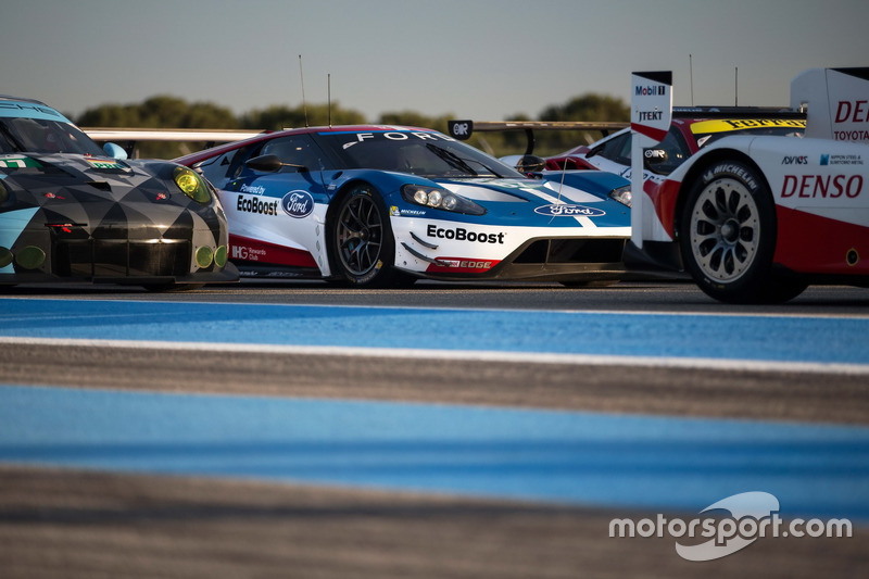 #67 Ford Chip Ganassi Racing Team UK, Ford GT: Marino Franchitti, Andy Priaulx, Harry Tincknell