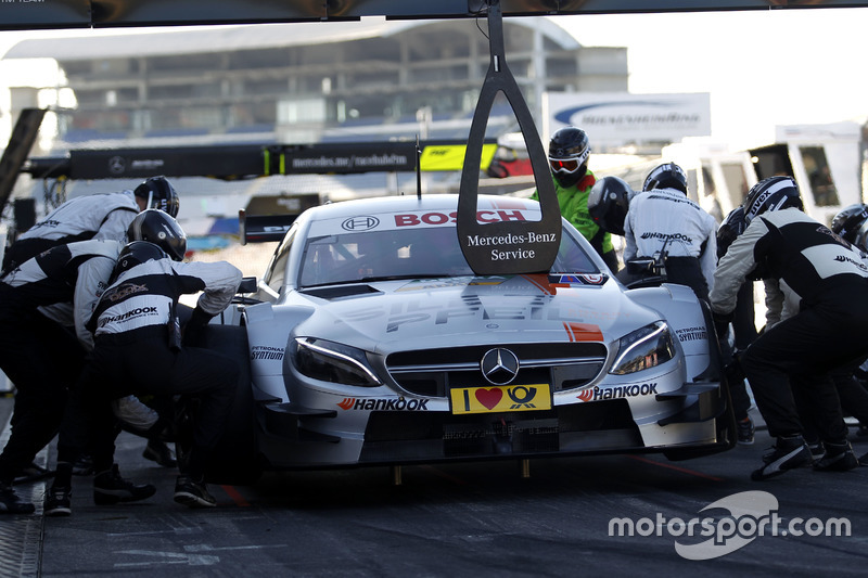 Robert Wickens, Mercedes-AMG Team HWA, Mercedes-AMG C 63 DTM DTM