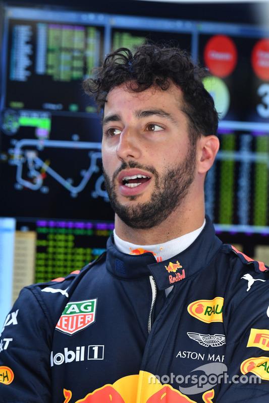 Даниэль Риккардо, Red Bull Racing
