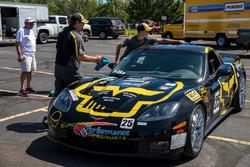 #25 Chevrolet Corvette: Robert Prilika