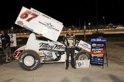 Winner Kyle Larson