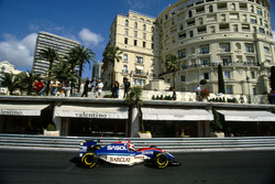 Rubens Barrichello, Jordan 931-Hart