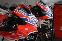 Ducati Team new fairings
