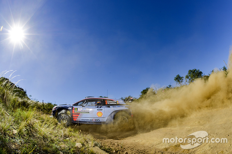 9. Thierry Neuville, Nicolas Gilsoul, Hyundai i20 WRC, Hyundai Motorsport