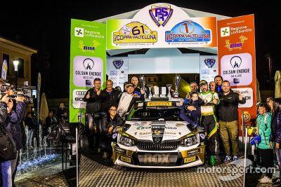 IRC Pirelli: 61 Rally Coppa Valtellina