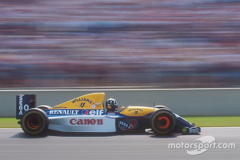 Williams FW15C Renault - Renault Espace F1 Concept