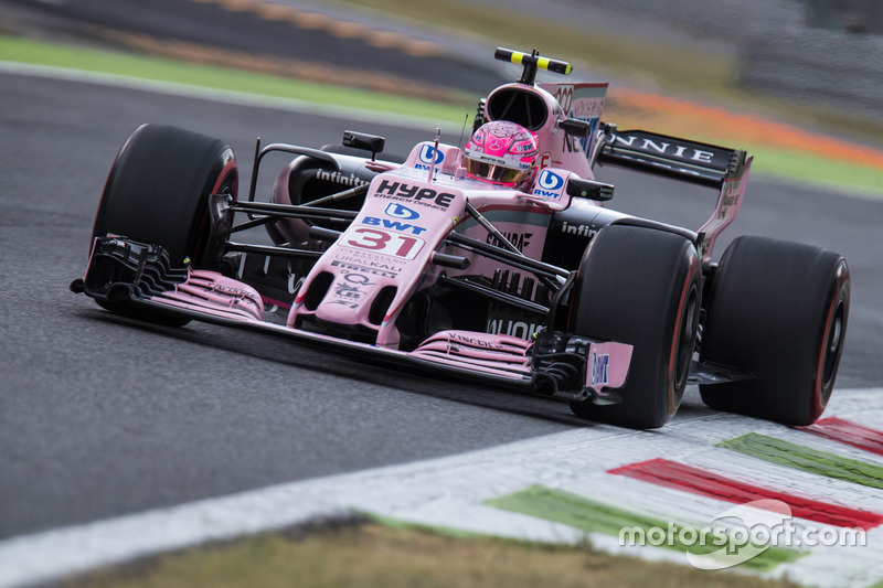 #10: Force India