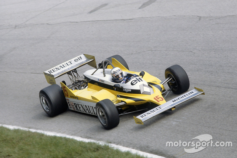 1981: Renault RE30