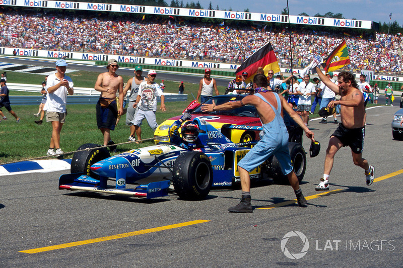 1995 German Grand Prix