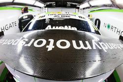 Rob Austin, Handy Motorsport Toyota Avensis