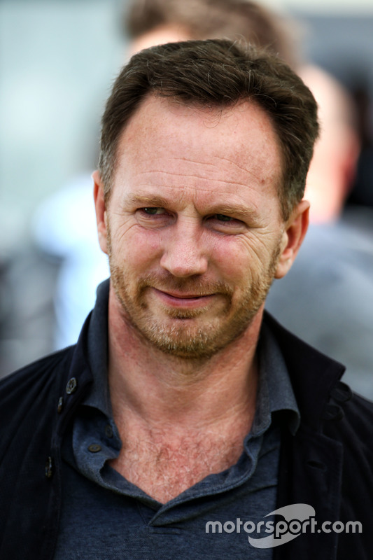 Christian Horner, Red Bull Racing jefe de equipo