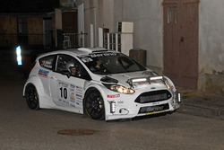 Daniel Sieber, Tim Kränzlein, Ford Fiesta R5, Team Balbosca