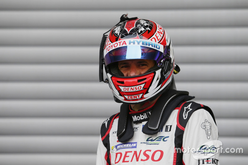 Stephane Sarrazin, Toyota Gazoo Racing