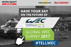 Sondage WEC Motorsport.com