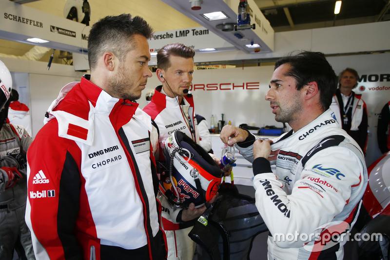 Andre Lotterer, Neel Jani, Porsche Team