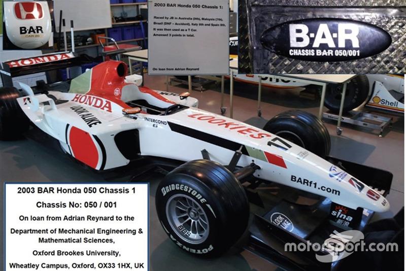 BAR 005, 2003. Ціна договірна.