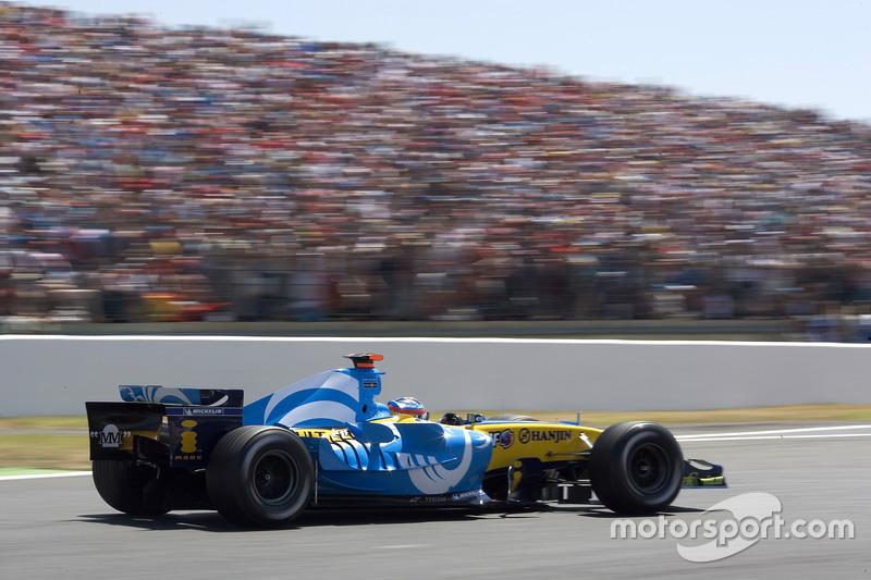 Fernando Alonso, Renault