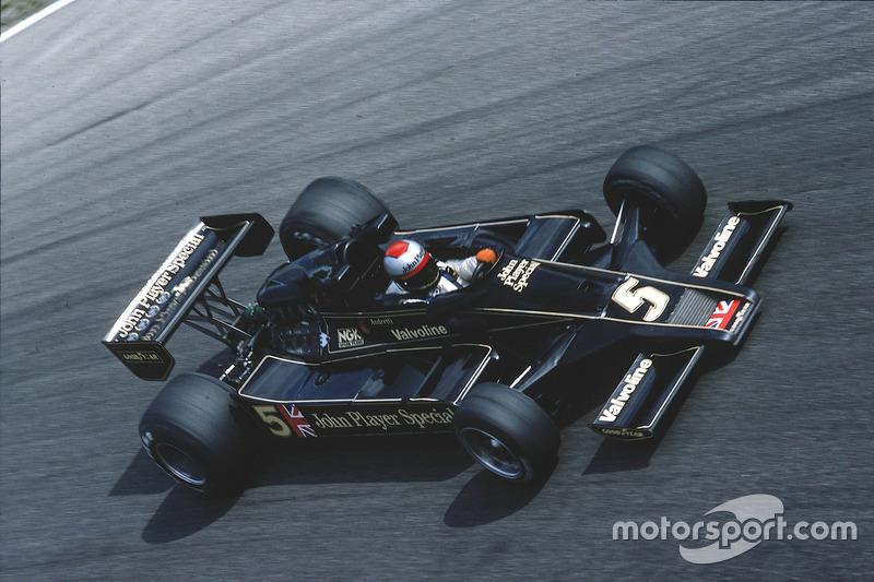 #42: Lotus 78 (1977-1978)