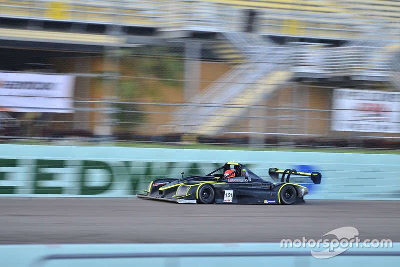 #151 FP1 Norma M20FC CN driven by Sam Tawfik & Chris Hall of LMP Motorsports