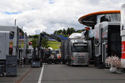 Trucks and freight