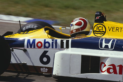 Nelson Piquet, Williams FW11B Honda