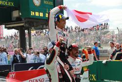 Ganadores: Sébastien Buemi, Kazuki Nakajima, Fernando Alonso
