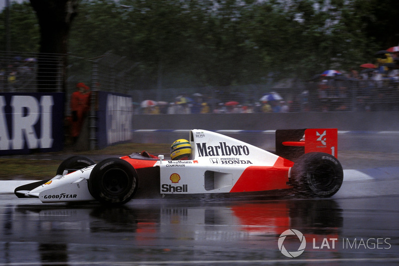 1991 (Аделаїда): Подіум: 1. Айртон Сенна, McLaren. 2. Найджел Менселл, Williams. 3. Герхар Бергер, McLaren