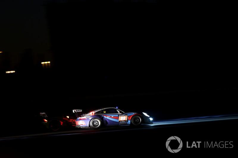 #89 MRS GT-Racing Porsche 991-II Cup: Гельмут Рьодіг, Георг Бернштайнер, Альтфрид Хегер, Крістофер Зехлінг