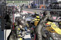 Formula 1 Ligi Takım 8 [Renault]