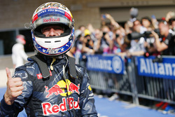Derde plaats Daniel Ricciardo, Red Bull Racing