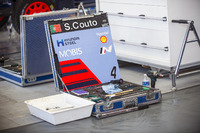 Hyundai Motorsport team área herramientas