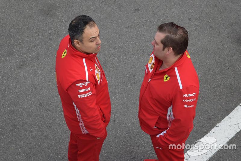 Personel Ferrari