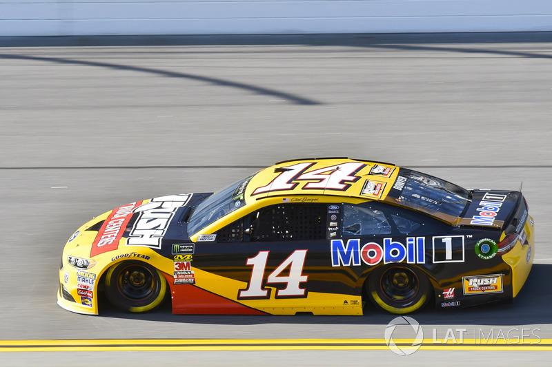 15. Clint Bowyer, Stewart-Haas Racing, Ford