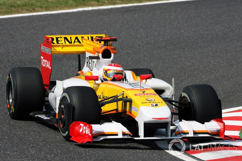 2009: Renault R29