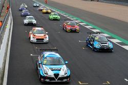 Aide Moffat, Laser Tools Racing Alfa Romeo
