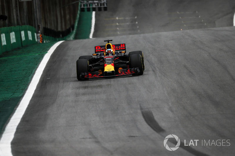 6. Daniel Ricciardo, Red Bull Racing RB13