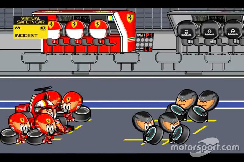 El GP de España 2018 de F1, por MiniDrivers