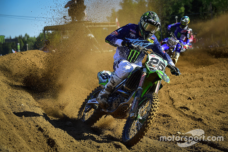 Clement Desalle, Monster Energy Kawasaki Racing