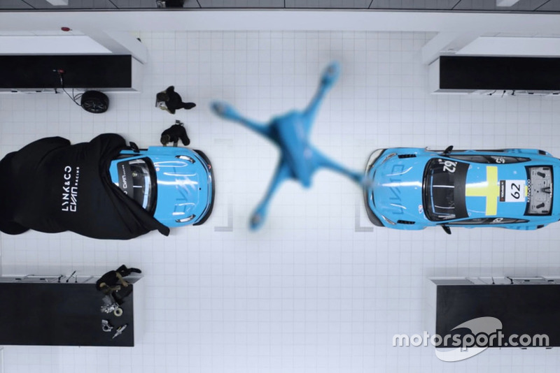 Cyan Racing Lynk & Co发布