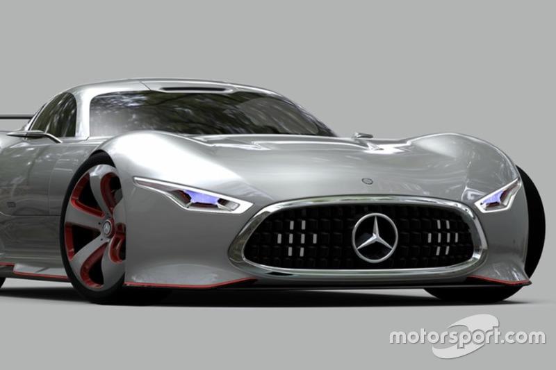 1. Mercedes-Benz AMG Vision Gran Turismo