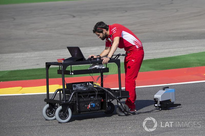 Інженер Ferrari
