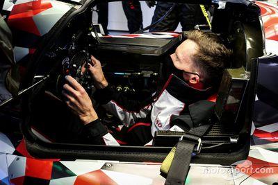 Toyota Hypercar testing