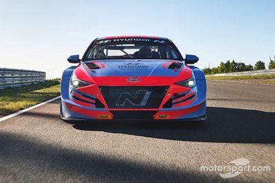 Presentazione Hyundai Elantra N TCR