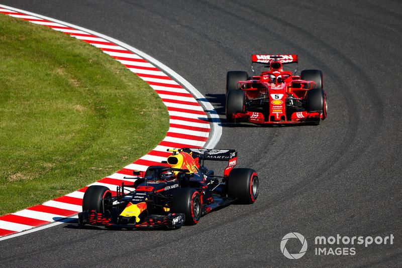 GP de Japón: Haciéndole la vida difícil a Vettel