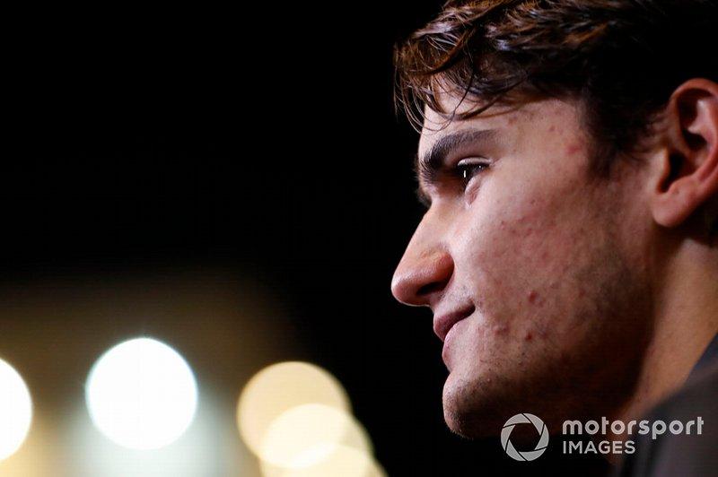 Pietro Fittipaldi, pilote d'essais de Haas F1 Team