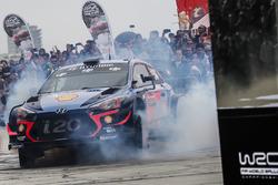 Тьєррі Ньовіль, Ніколя Жильсуль, Hyundai i20 WRC, Hyundai Motorsport