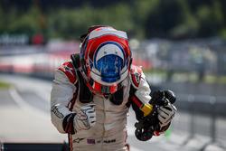 Race winner Jake Hughes, ART Grand Prix