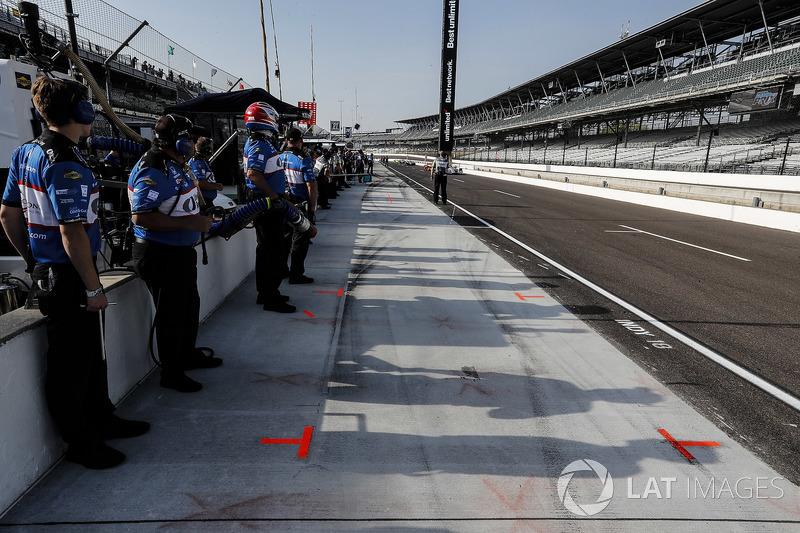Graham Rahal, Rahal Letterman Lanigan Racing Honda equipo