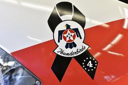Brandon Jones, Joe Gibbs Racing, Toyota Camry Toyota Comcast/NBC Universal Salute To Service